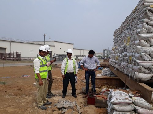 Pile Testing Work Services