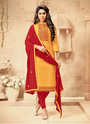 Handloom Cotton Daily Wear Churidar Suit