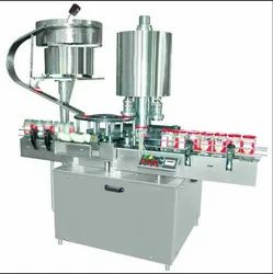 Fully Automatic Lug Capping Machine