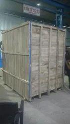 Rubber Wood Export Box