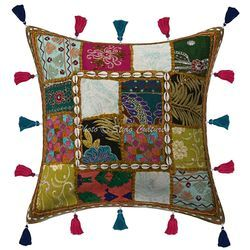 Patchwork Pillow Cover Cushion Cover