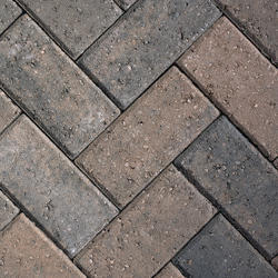 Gray Cement Paver Block