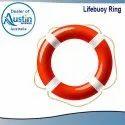 Red Polyethylene Lifebuoy Ring