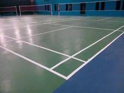 Pvc Sports Flooring Services
