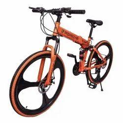 PORSCHE ORANGE FOLDABLE CYCLE