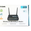 D Link N300 ADSL2  Router