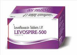 Levofloxacin 250, 500 Tablets