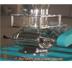 Rotary Air Lock Valve, Capacity: 300kg To 5000kg