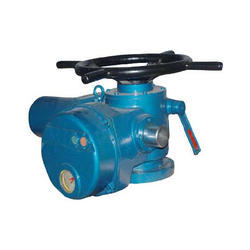 Industrial Actuator - Single Phase Quarter Turn Electrical Actuators