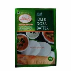 Idli And Dosa Batter Packaging Pouch