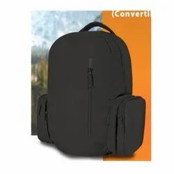 Double Shell Folding Backpack Bag