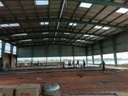 Steel Bare Galvalume Factory Construction Service, Yes