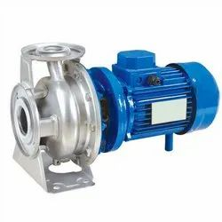 Three Phase Hydraulic Stainless Steel Centrifugal Pump, Automation Grade: Automatic, 415v