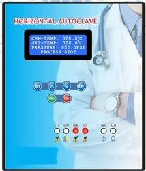 Horizontal Autoclave Controller
