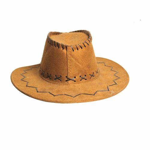 Brown Men's Cowboy Hat, Size: Free, Rs 60 /piece I Max Caps | ID:  14459605791