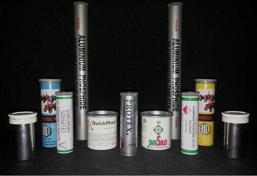 Aluminum Rigid Open End Containers