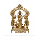 18 Inches Bronze Vishnu Home Decoration Statue