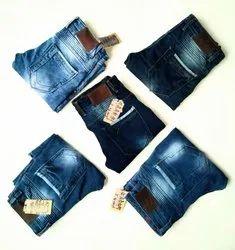 Ankle Length Regular Fit Rexi N Regi Denim Jeans