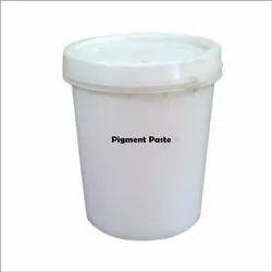Pigment Paste for Coating Pigment