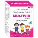 Multivitamin Drop With Dropper