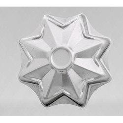 Decorated Star Jelly Pans