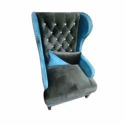 Wooden Modern Designer Sofa Chair