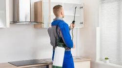 Sanitizing - Pest Control Services