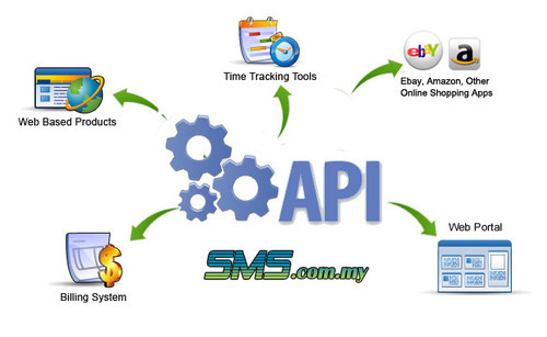 API Website Development Services