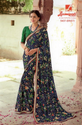 Laxmipati Multicolor Chiffon Saree Dilbaro 5407