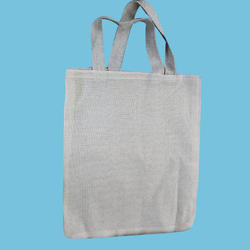 Plain Loop Handle Cotton Bag