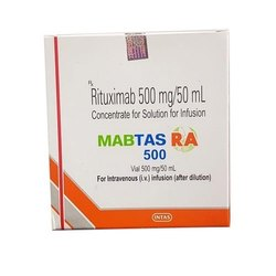 Mabtas RA 500mg Injection