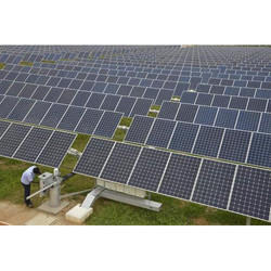 Solar Power Plant Project
