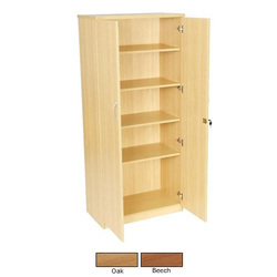 Oak Storage Cupboard