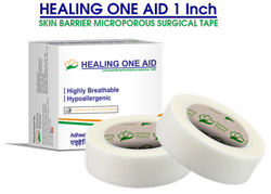 Healing One Aid - 1 Inch (Micropore Surgical Tape)