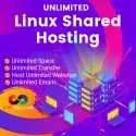Unlimited Shared Web Hosting Services