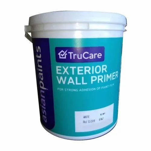 Asian Paints Trucare Exterior Wall Primer At Rs 570 4 Liter Asian Paints Primer Id 20681393788