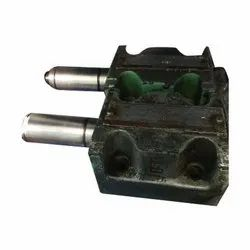 Black, Silver Brass/Bronze Hydraulic Valves, Packaging Type: Box