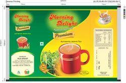 Three Layer Printed Tea Pouch