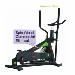 CT 598 Commercial Elliptical Cross Trainer