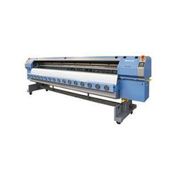 Konica 512i Solvent Printing Machine