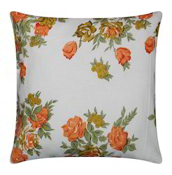 Rotary Print Cushion Cover