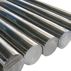 Stainless Steel 202 Round Bar, Length: Up to 15 m