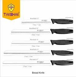 TAKSHAK Bread Knife / Serrated Knife