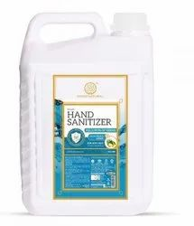 Hand Sanitizer Khadi Natural Liquid Based (5 Litres)