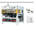 Disposable Plastic PP/EPS Glass Cup Making Machine