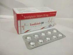 Tenelistel 20 Mg Tablet