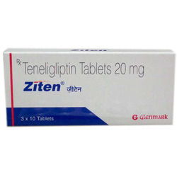 Teneligliptin Tablets 20 mg