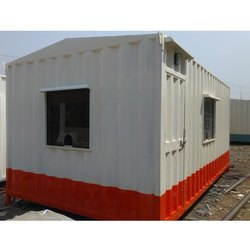 Readymade Office Cabin