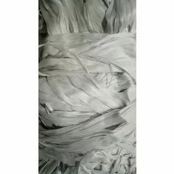 Bleached White Pure Cotton Yarn Waste, Packaging Type: PP Sack, for Textile Industry