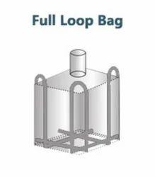 Full Loops FIBC Jumbo Bag